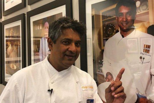Chef restoran Tabla, Floyd Cardoz meninggal dunia akibat corona