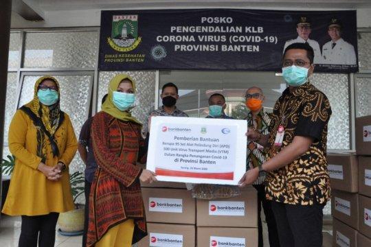 Enam pasien positif COVID-19 di Banten sembuh
