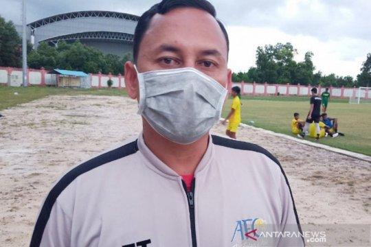 Ujicoba Kalteng Putra melawan Barito Putera dibatalkan