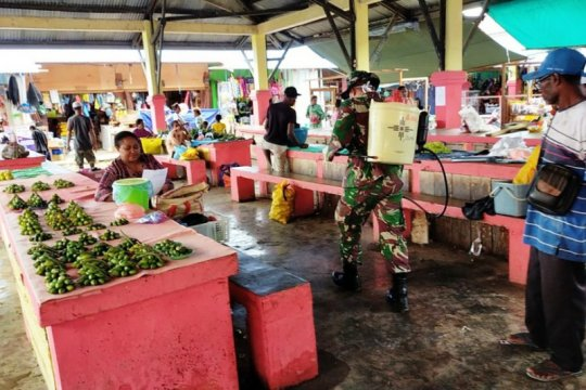 Papua alami deflasi 0,92 persen