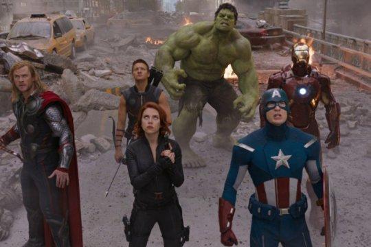 """Bioskop di China siap buka lagi, tayangkan """"Avengers"""", """"Inception"""""""