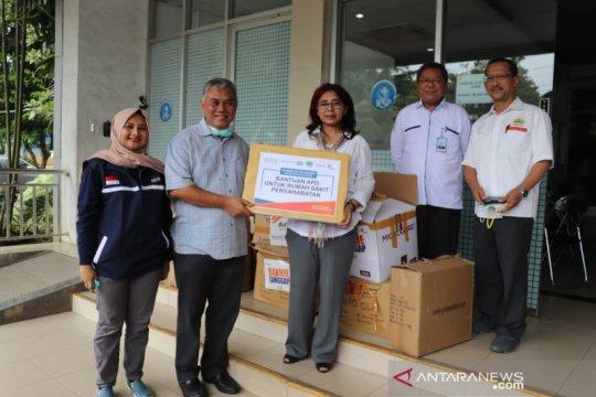 Bakrie Group berikan 50 set APD untuk tenaga medis RSUP Persahabatan