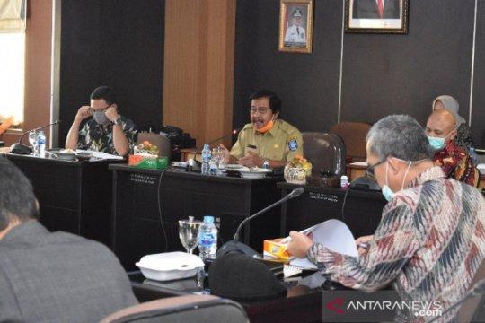 Dana Rp32,8 miliar disiapkan tanggulangi COVID-19 di Bangka Selatan