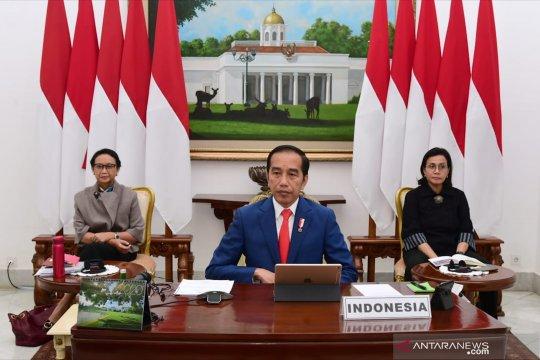 Hoaks, Jokowi disebut melakukan korupsi Rp 59 triliun saat pandemi COVID-19