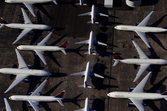 AS, China akan izinkan empat penerbangan per minggu