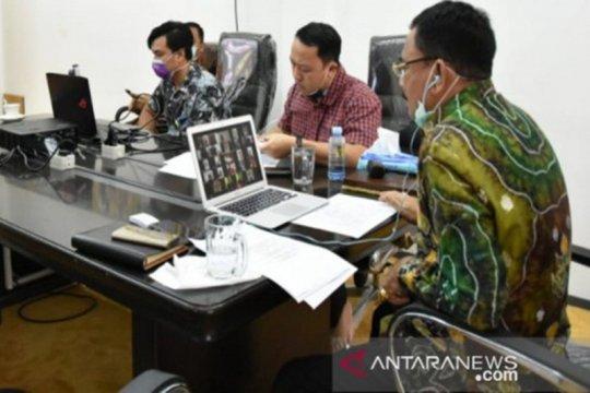 """Tindaklanjuti WFH, Banmus DPRD Kalsel gunakan """"video conference"""""""
