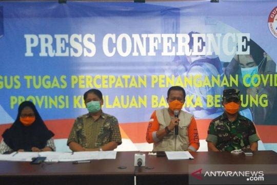 Anggota DPRD Babel DL ke Palembang diminta isolasi diri