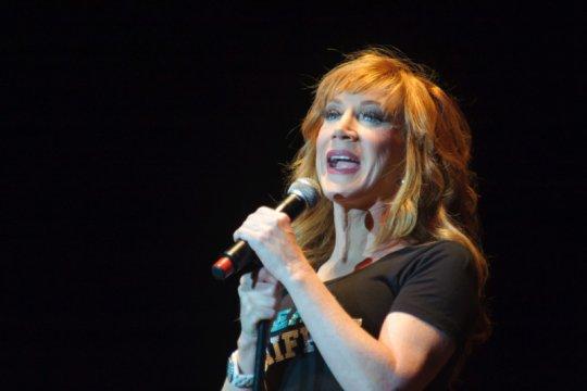 Komedian Kathy Griffin derita kanker paru-paru
