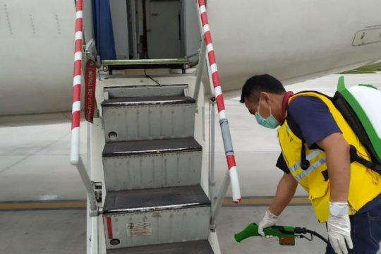 Bandara Palu tutup akses WNA, TKI dan buruh migran