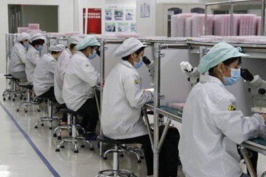 Pusat manufaktur cerdas Hytera tetap beroperasi normal di tengah wabah COVID-19