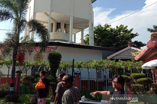 255 WBP LP Kerobokan terima remisi Hari Raya Nyepi di Bali