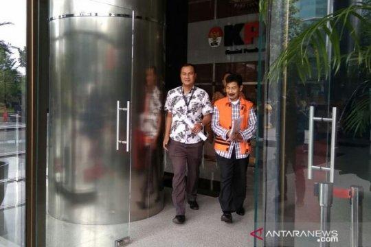 KPK perpanjang penahanan Bupati Solok Selatan nonaktif Muzni Zakaria