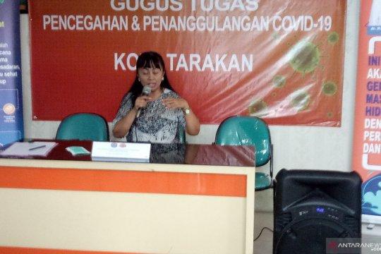 Keluarga pasien positif COVID-19 di Tarakan akan dilakukan rapid test