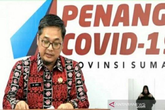 Jubir Gugus Tugas COVID-19 bantah Gubernur Sumut sakit