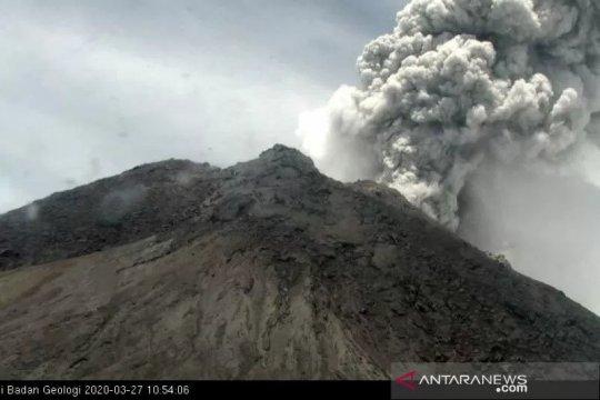 BPPTKG sebut letusan Gunung Merapi pada Jumat minim gejala awal