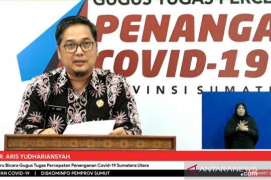 Seorang PDP diduga COVID-19 meninggal dunia lagi di Medan