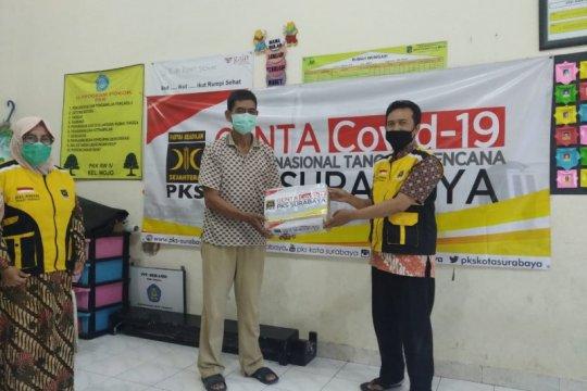 PKS Surabaya bantu pengadaan APD tenaga medis di rumah sakit rujukan