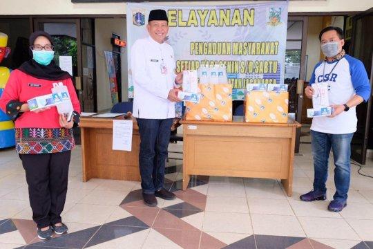 """ACC bagikan ribuan masker dan """"hand sanitizer"""" untuk Puskesmas"""