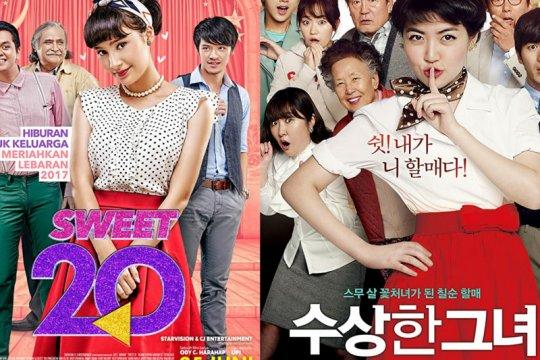 Daftar film Indonesia yang sukses adaptasi karya sineas Korea Selatan