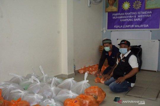 PCIM Malaysia bikin baksos bantu WNI kena lockdown
