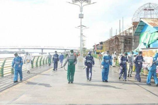 Pontianak tutup Jalan Gajah Mada mulai Kamis untuk cegah COVID-19