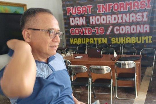 Pemkab Sukabumi sterilisasi di daerah perbatasan antisipasi corona