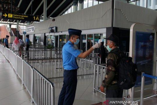 Prosedur baru, AP II: Penumpang harus di bandara 4 jam sebelum terbang