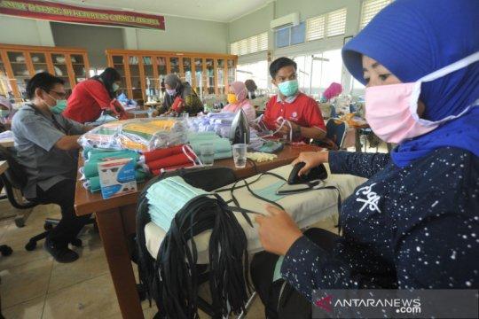 Bali catat lonjakan ekspor masker ke China pada Februari