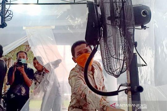 Pemkab Lumajang tempatkan bilik disinfeksi di RS dan ruang publik