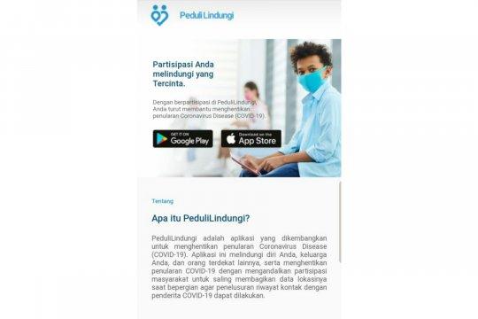 Kominfo gandeng Gojek perluas akses aplikasi PeduliLindungi