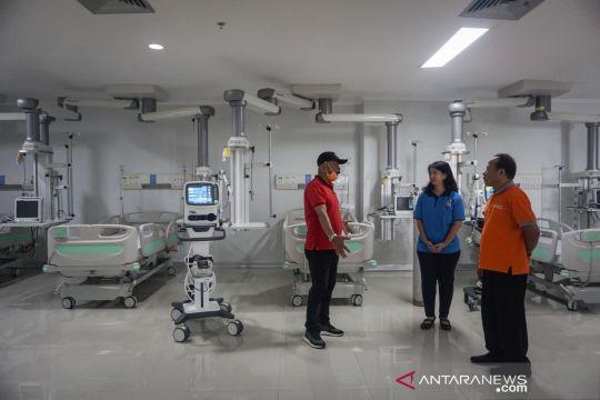 Rumah sakit tambahan penanganan COVID-19 di Solo