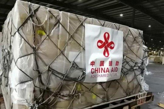 Malaysia terima bantuan medis COVID-19 dari China