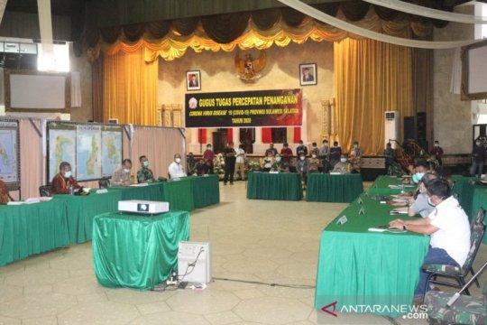 Kadinkes positif, Pangdam Hasanuddin Ketua Gugus Penanganan COVID-19