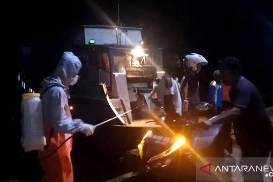 Satgas Pencegahan COVID-19 Kayong Utara awasi penumpang dari Pontianak
