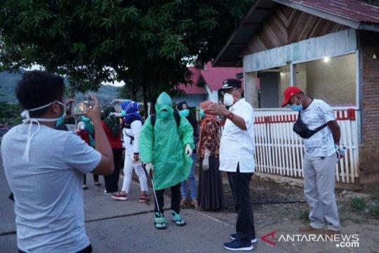 Untuk cegah COVID-19, Gorontalo Utara tolak pekerja asal Jabar-Sumsel