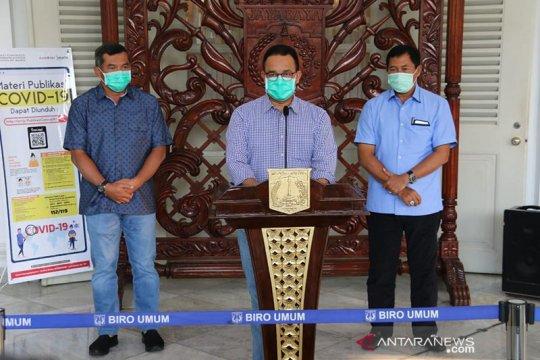 Anies minta masyarakat tidak tinggalkan Jakarta