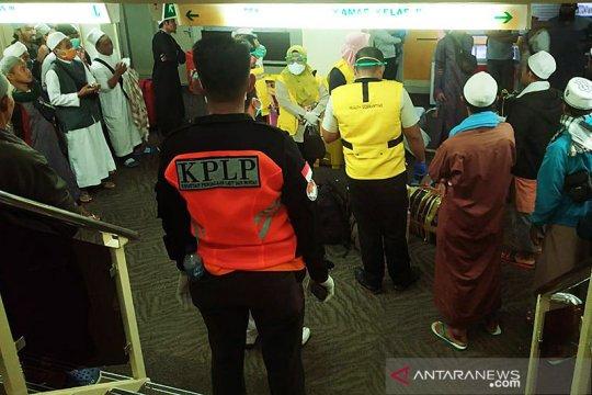 40 peserta ijtima tiba di Tarakan dalam keadaan sehat