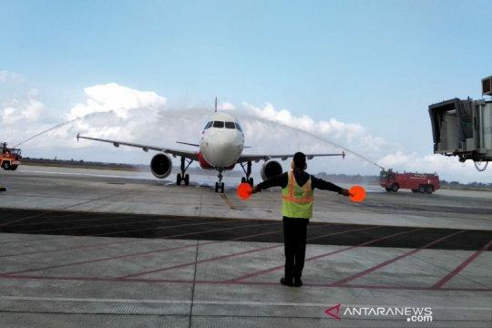 53 penerbangan batal terbang dari Bandara Internasional Yogyakarta