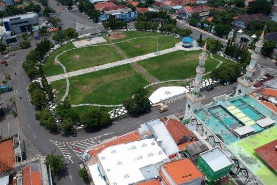 """Pertimbangan kebijakan """"local lockdown"""" di Tegal"""