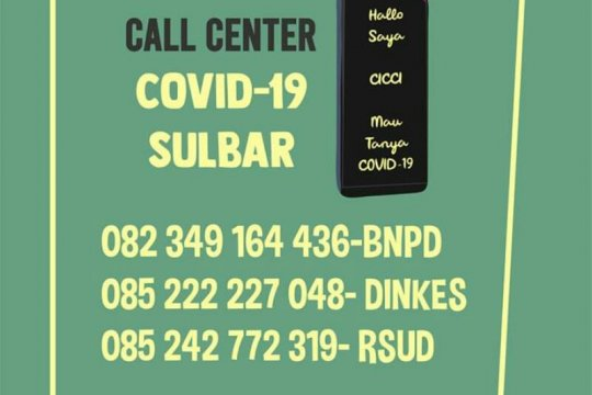 Dinkes Sulbar buka posko pengaduan COVID-19