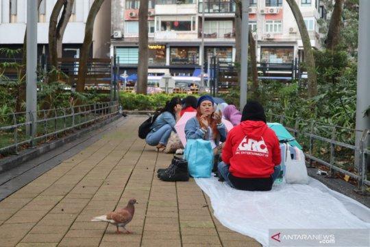 Hong Kong larang perkumpulan di tempat umum lebih dari empat orang