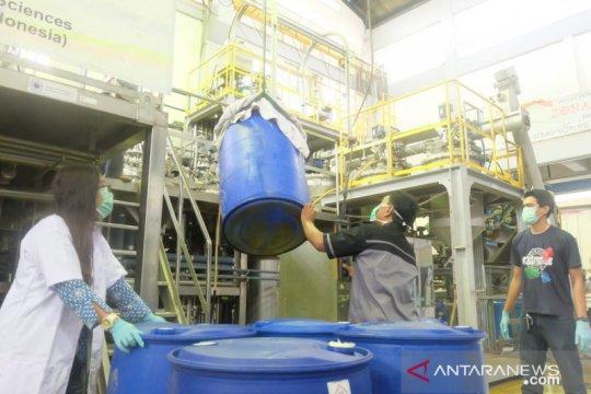 LIPI: Ozon Nanomist jadi solusi disinfektan nonkimia