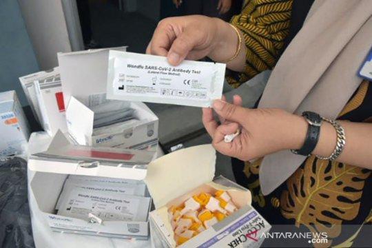 """Antisipasi pandemi COVID-19, Riau mulai lakukan """"rapid test"""""""