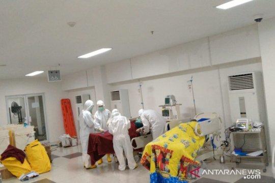 97 WNA diisolasi di RS Darurat Wisma Atlet