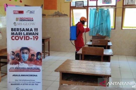 Empat kabupaten-kota disasar ACT Bali untuk disinfektan COVID-19