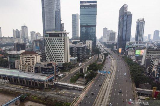 """Perpanjang """"physical distancing"""" bisa perbaiki kualitas udara Jakarta"""