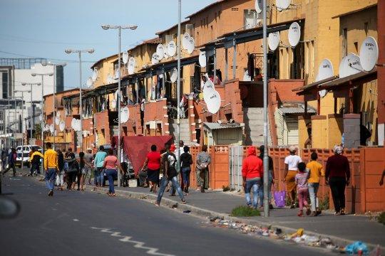 PBB jaga bantuan pangan Afrika di tengah wabah corona