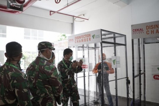 Dompet Dhuafa siap tempatkan 1000 bilik sterelisasi di ruang publik