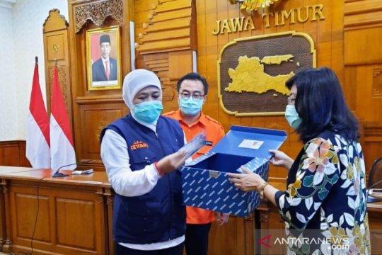 """Pemprov Jatim distribusikan ribuan """"reagen"""" ke daerah"""