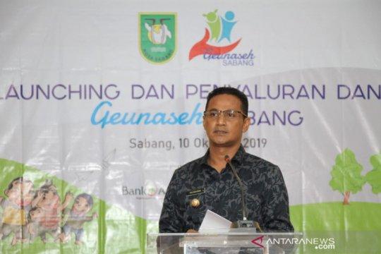 Wali Kota Sabang sumbangkan gajinya untuk penanganan COVID-19